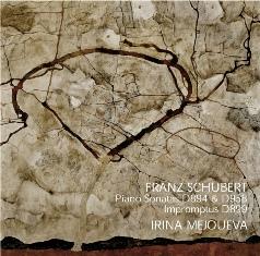 シューベルト:ピアノ作品集-1/イリーナ・メジューエワ