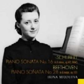 シューベルト&ベートーヴェン:「ソナタ集」