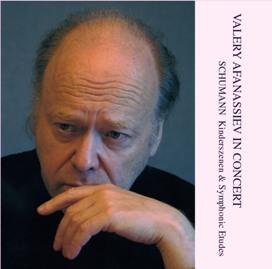 シューマン:子供の情景&交響的練習曲 WAKA-4133  ヴァレリー・アファナシエフ