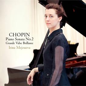 ショパン: ピアノ・ソナタ 第2番 《葬送》 WAKA-4148 イリーナ・メジューエワ