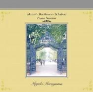 モーツァルト、ベートーヴェン、シューベルト ピアノ・ソナタ集