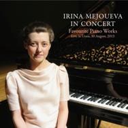 舞踏への勧誘/ラ・カンパネッラ ~ ピアノ名曲集 イリーナ・メジューエワ