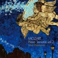 WAKA-4189-90 モーツァルト ピアノ・ソナタ集 vol.2