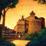 モーツァルト ピアノ・ソナタ集 vol.3 WAKA-4192-93