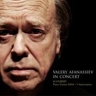 シューベルト:ピアノ・ソナタ 第18番 ヴァレリー・アファナシエフ